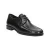 Męskie półbuty zprzeszyciami bata, czarny, 824-6838 - 13