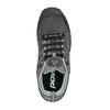 Skórzane buty damskie w stylu outdoor power, szary, 503-2118 - 19