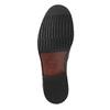Męskie półbuty zprzeszyciami bata, czarny, 824-6838 - 26