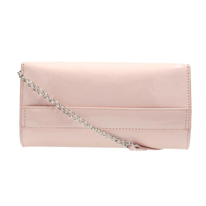 Różowa damska kopertówka bata, różowy, 961-5685 - 19