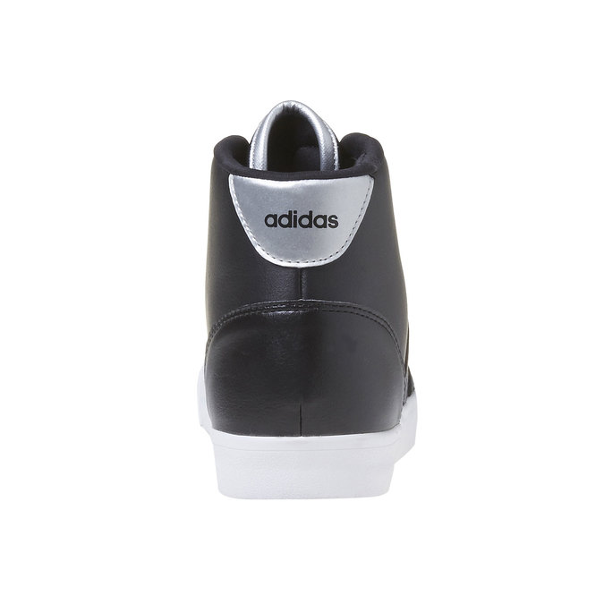 Trampki damskie za kostkę adidas, czarny, 501-6975 - 17