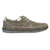 Nieformalne zamszowe półbuty męskie bata, szary, 853-2612 - 26