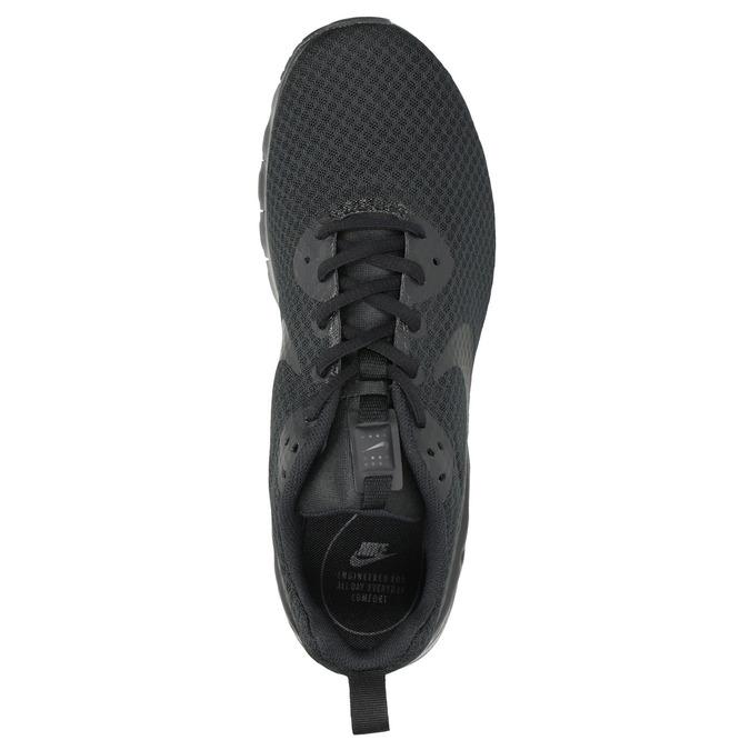 Trampki męskie wsportowym stylu nike, czarny, 809-6157 - 19