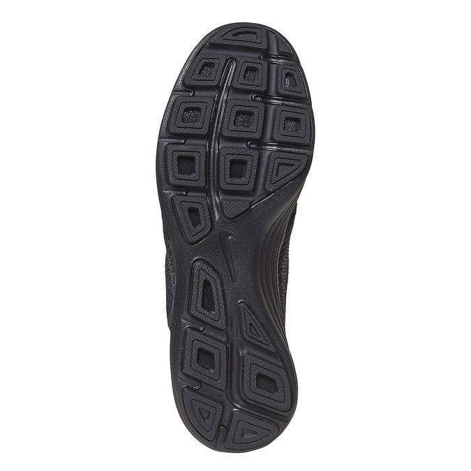 Czarne sportowe trampki męskie nike, czarny, 809-6149 - 26
