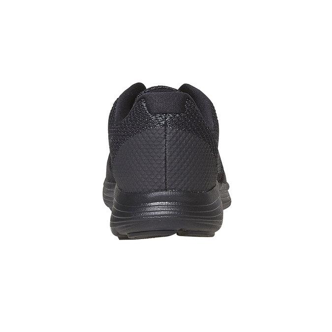 Czarne sportowe trampki męskie nike, czarny, 809-6149 - 17