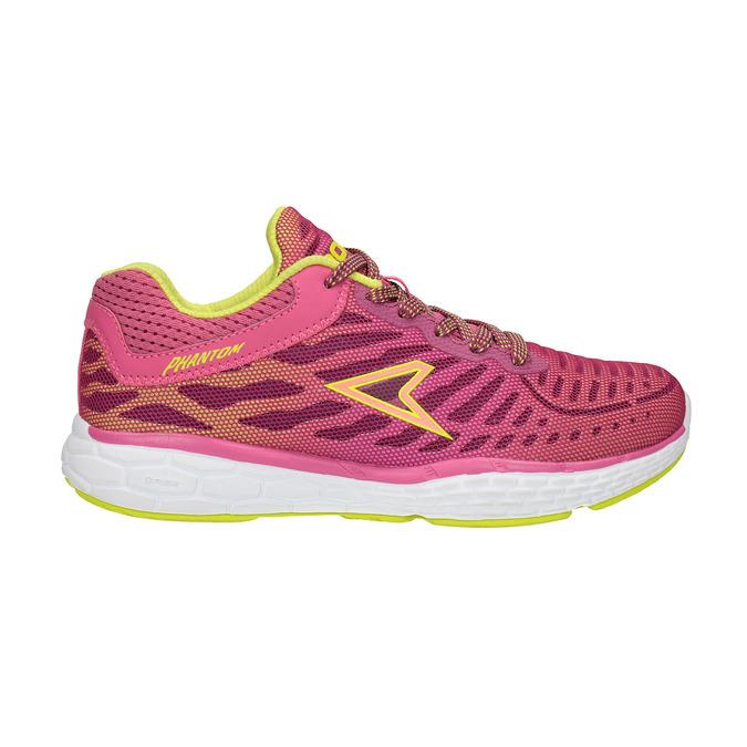 Różowe buty sportowe power, różowy, 509-5155 - 15