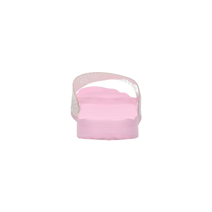Różowe klapki damskie de-fonseca, różowy, 572-5287 - 17