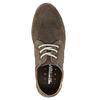 Zamszowe półbuty wcodziennym stylu weinbrenner, brązowy, 843-4629 - 19
