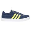 Niebieskie trampki chłopięce adidas, niebieski, 489-8119 - 15