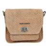 Skórzana torba damska typu crossbody fredsbruder, brązowy, 963-8032 - 19