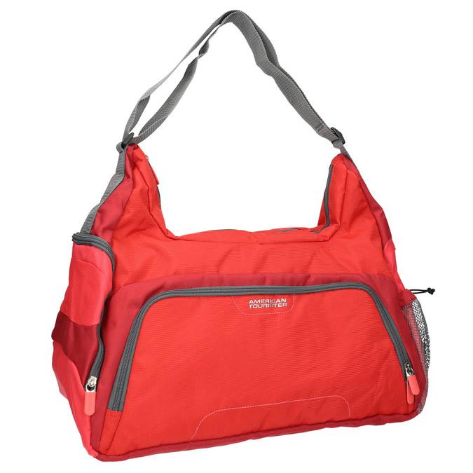 Czerwona torba podróżna, czerwony, 969-5165 - 13