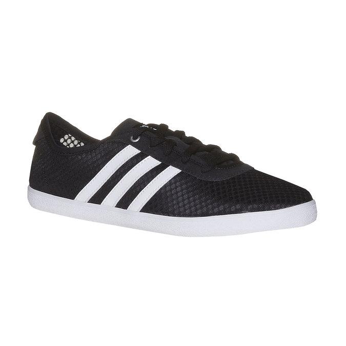 Damskie oddychające buty sportowe adidas, czarny, 509-6489 - 13