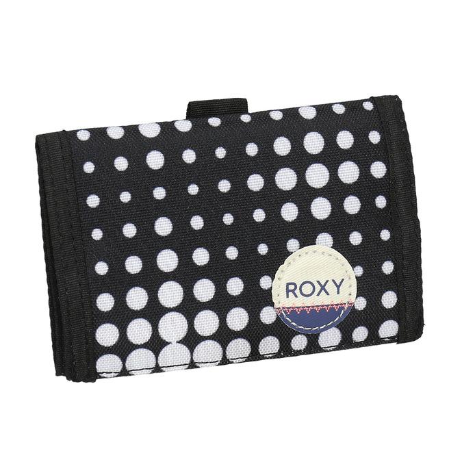 Portfel zmateriału tekstylnego wgroszki roxy, 969-0056 - 13