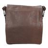 Skórzana torba typu crossbody bata, brązowy, 964-4222 - 26