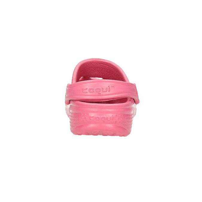 Sandały dziecięce coqui, różowy, 372-5605 - 17