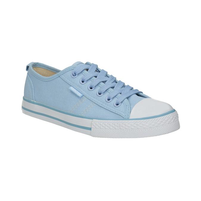 Błękitne trampki damskie north-star, niebieski, 589-9443 - 13