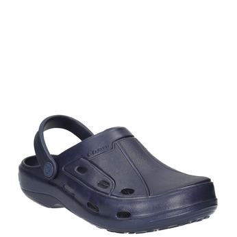 242fe74a1ed87 Granatowe sandały dziecięce coqui, niebieski, 472-9610 - 13