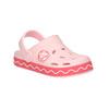 Różowe sandały zżabką coqui, różowy, 272-5603 - 13