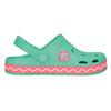 Sandały dziewczęce zżabką coqui, zielony, 272-7602 - 15
