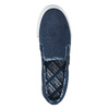 Dżinsowe slip-on damskie north-star, niebieski, 589-9440 - 19