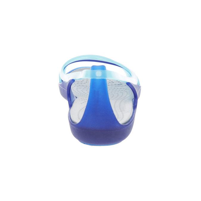 Sandały damskie crocs, niebieski, 571-9014 - 17