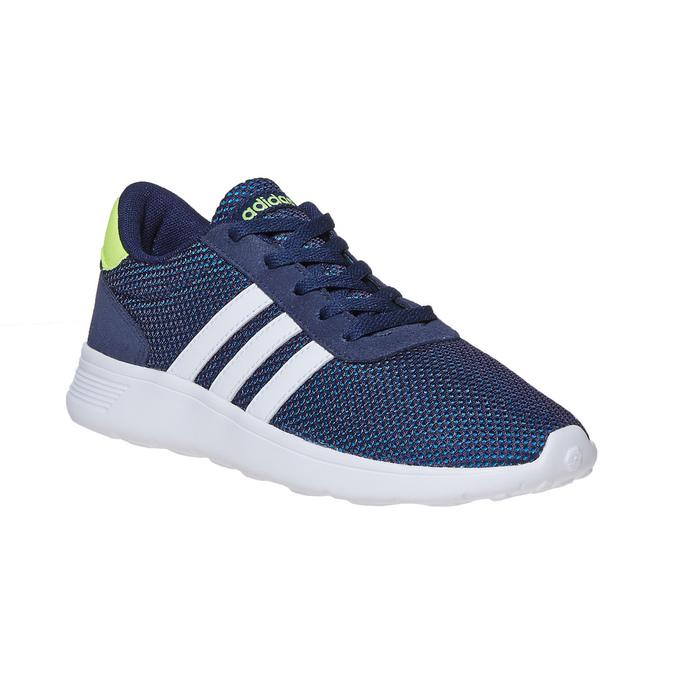 Sportowe trampki dziecięce adidas, niebieski, 409-9288 - 13