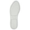 Skórzane trampki damskie zzamkami błyskawicznymi bata, biały, 526-2630 - 19