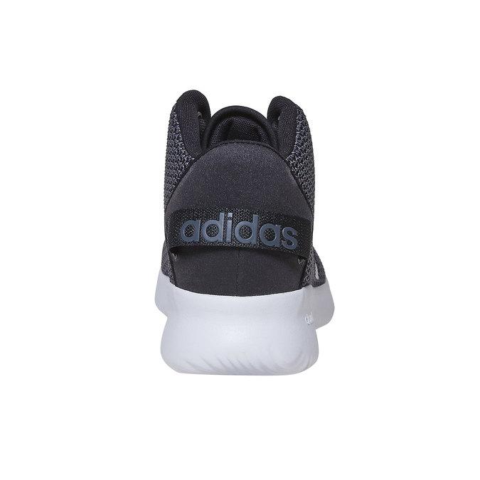 Trampki męskie za kostkę adidas, szary, 809-6216 - 17
