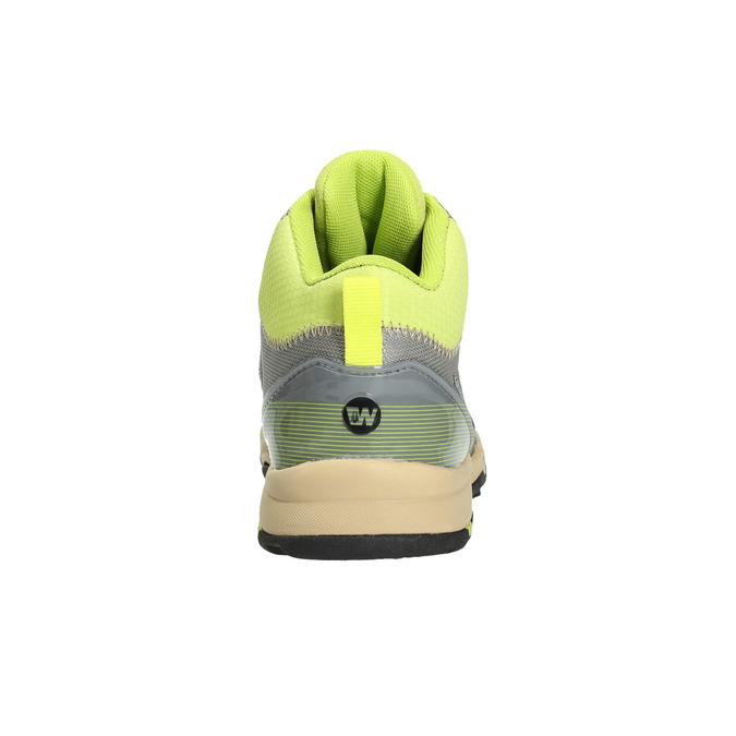 Szare obuwie dziecięce wstylu outdoor weinbrenner-junior, szary, 419-2613 - 16