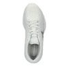 Sportowe trampki damskie power, biały, 509-1220 - 15