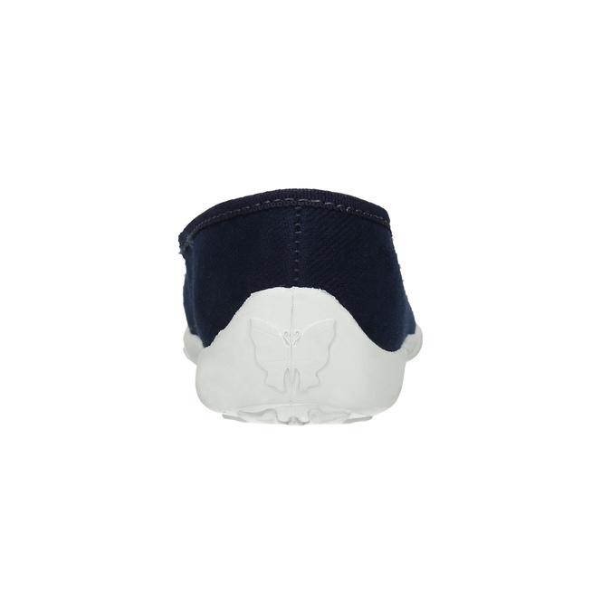Kapcie wkwiatki mini-b, niebieski, 379-9215 - 17