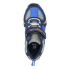 Trampki chłopięce znadrukiem mini-b, niebieski, 211-9183 - 26