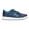 Niebieskie trampki dziecięce adidas, niebieski, 301-9197 - 26