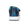 Niebieskie trampki dziecięce adidas, niebieski, 301-9197 - 16
