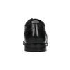 Skórzane półbuty męskie typu angielki rockport, czarny, 824-6045 - 17