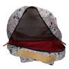Plecak wkolorowy deseń, szary, 969-2085 - 15