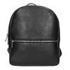 Czarny skórzany plecak bata, czarny, 964-6240 - 26