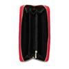 Czerwony portfel damski bata, czerwony, 941-5180 - 15