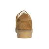 Brązowe trampki ze skóry bata, brązowy, 523-8604 - 17