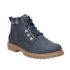 Zimowe niebieskie obuwie dziecięce weinbrenner-junior, niebieski, 411-9607 - 13