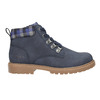 Zimowe niebieskie obuwie dziecięce weinbrenner-junior, niebieski, 411-9607 - 15