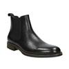 Skórzane obuwie typu Chelsea bata, czarny, 894-6400 - 13