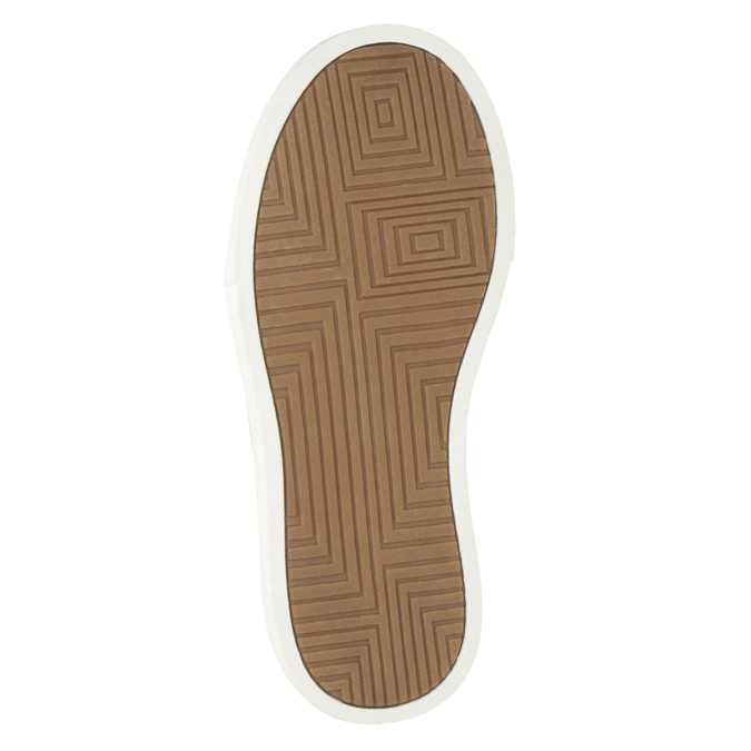 Dziecięce buty za kostkę mini-b, brązowy, 291-8172 - 17