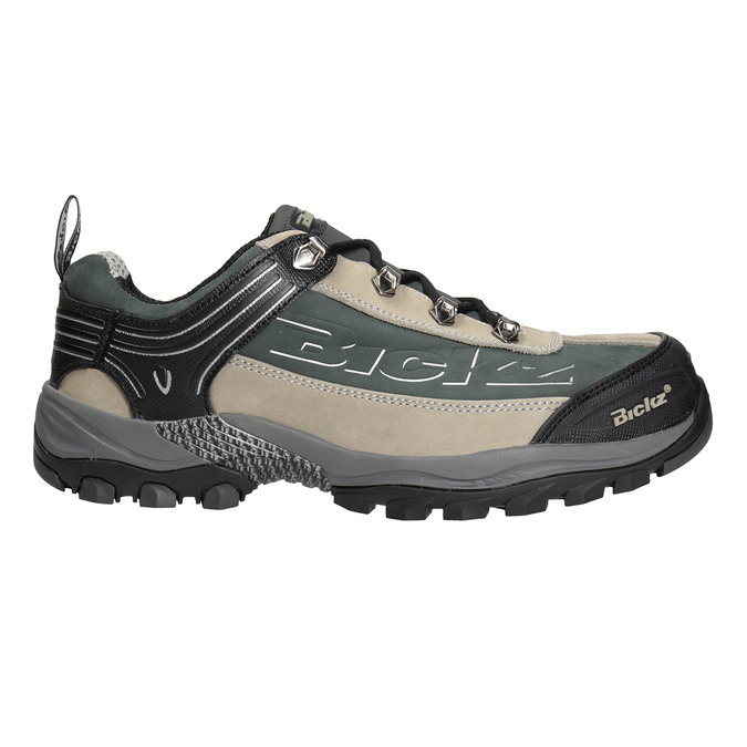 Męskie obuwie robocze Bickz 201 bata-industrials, czarny, 846-6801 - 26
