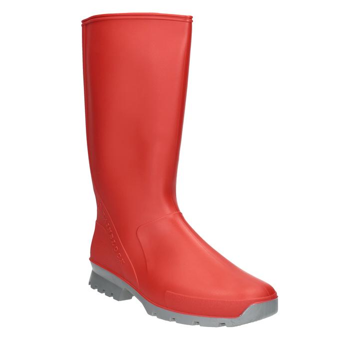 Czerwone kalosze damskie bata, czerwony, 592-5140 - 13