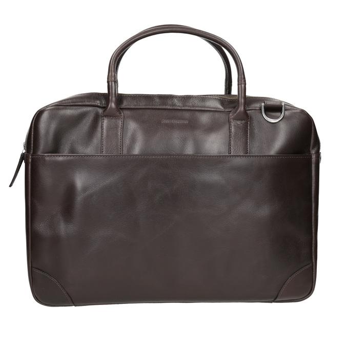 Skórzana torba zpaskiem royal-republiq, brązowy, 964-4052 - 26
