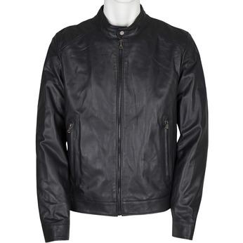 Skórzana kurtka męska bata, czarny, 974-6154 - 13
