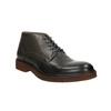 Skórzane obuwie typu chukka bata, szary, 826-3919 - 13
