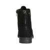 Botki damskie bata, czarny, 599-6617 - 17
