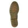 Skórzane obuwie damskie typu chelsea bata, czarny, 594-6680 - 17